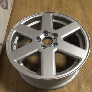 Покраска дисков Volvo