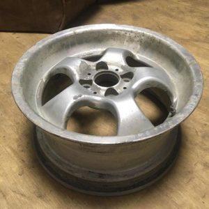 Покраска дисков и полировка полок Work